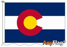- COLORADO ANYFLAG RANGE - VARIOUS SIZES